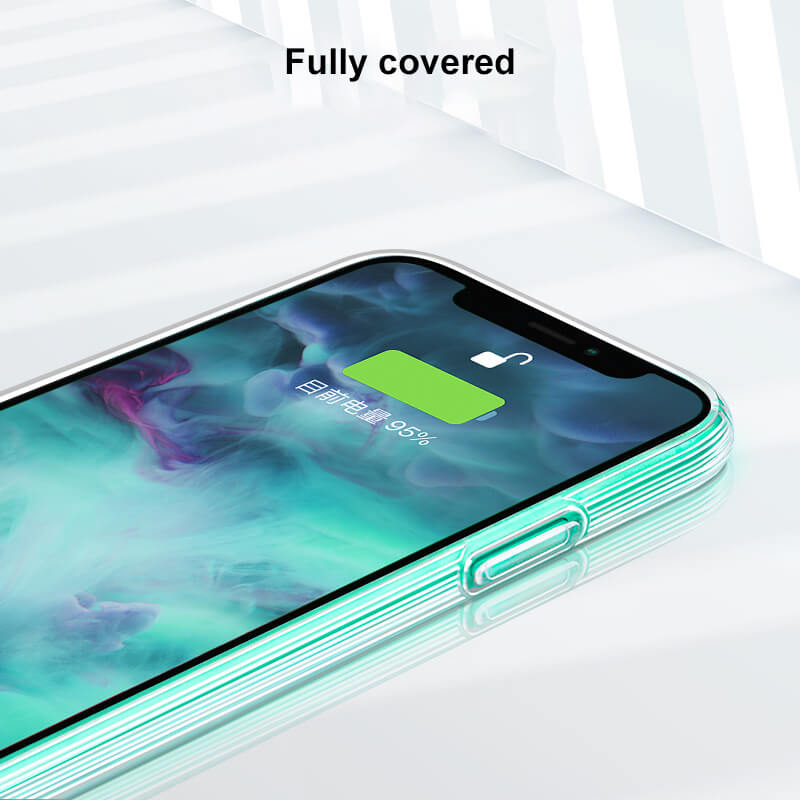 For iPhone 11 Pro X XR XS Max 6 6S 7 8 Plus Soft TPU Airbag Clear iPhone Phone Cases Transparent lines iPhone Covers
