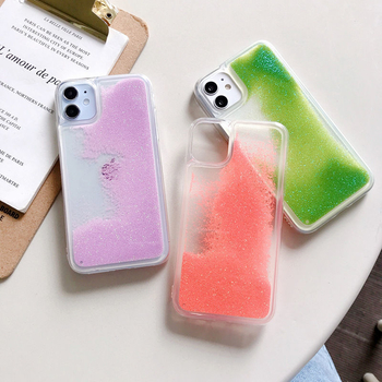 2020 New Arrivals Creative TPU Glitter Phone Cases Covers for iPhone 11/11 Pro/11 Pro Max