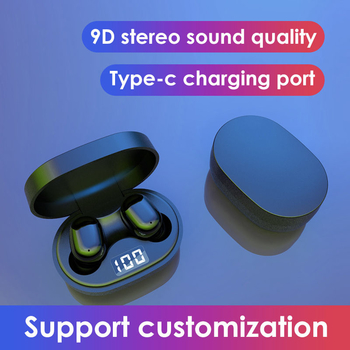 P15 TWS 5.0 Bluetooth Earphone Wireless Headphone Mini Bass Stereo Sound Earbuds Touch Control TWS Airdots With LED Battery Display